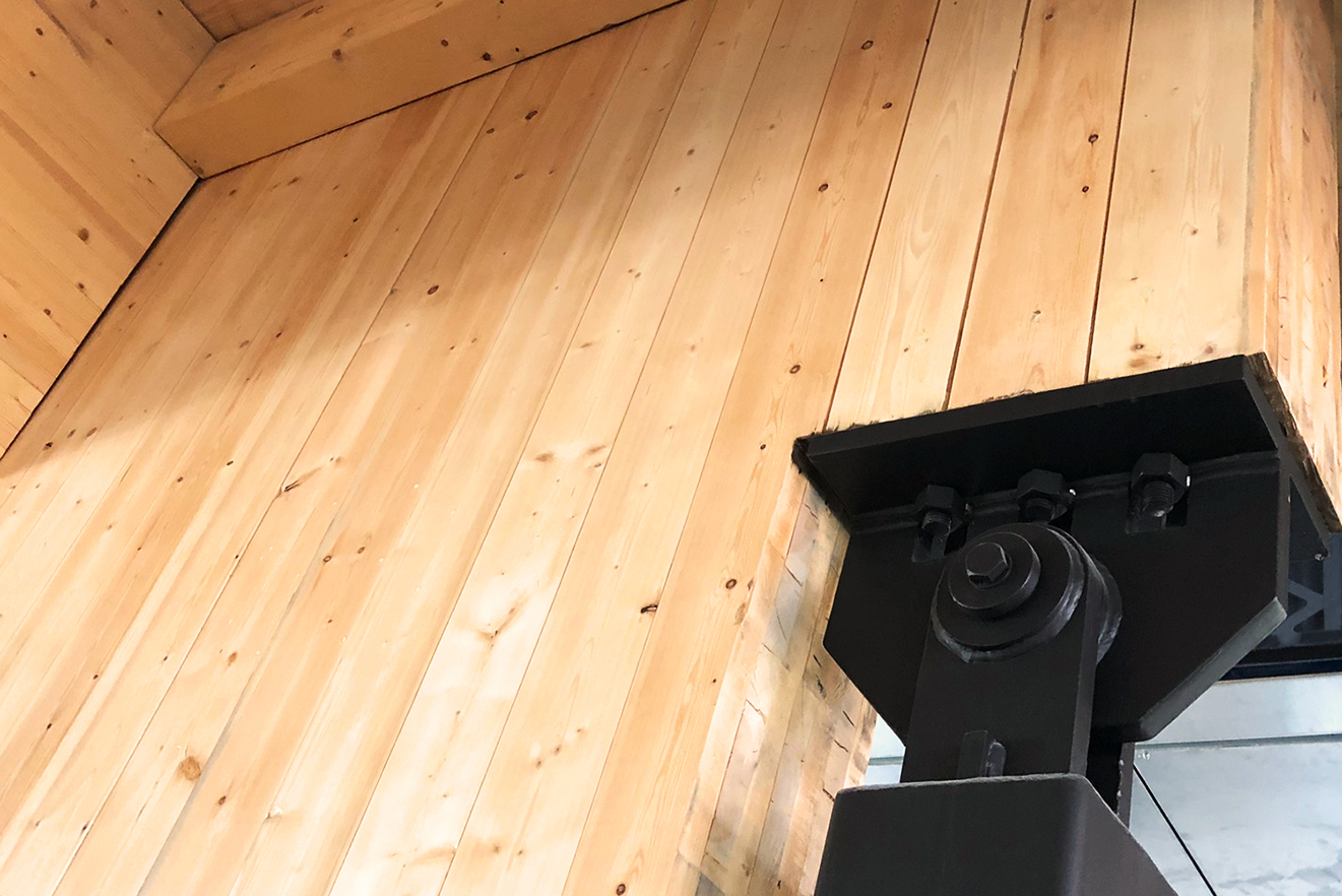 Catalyst Cross-Laminated Timber